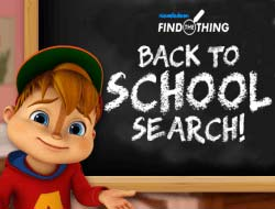 Nickelodeon Back To School Search!